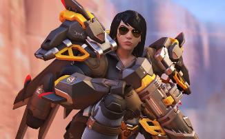 Overwatch - В игру был добавлен открытый соревновательный режим