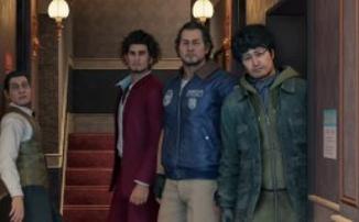 Yakuza: Like A Dragon - Демонстрация геймплея