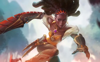 Heroes of the Storm -  Охотница за головами Кахира
