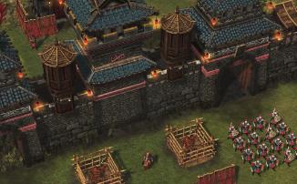Stronghold: Warlords - Средства обороны крепости в новом геймплейном ролике