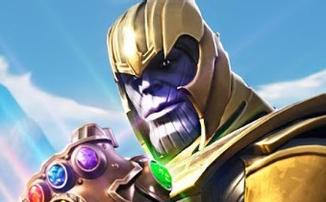 Fortnite - Танос вступает в бой