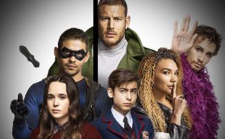Где лучшие супергерои? В «Академии Амбрелла». Второй сезон выйдет на Netflix 31 июля