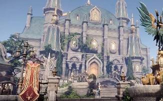 Lost Ark - Живописные локации в новом ролике