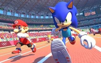 [E3 2019] Mario & Sonic at the Olympic Games Tokyo 2020 - Спортивные состязания с Марио и Соником