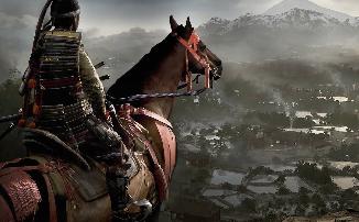 Ghost Of Tsushima - Разработчики утверждают, что ваша лошадь не разобьет вам сердце