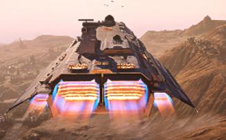PlanetSide 2 - В игре появятся огромные боевые корабли