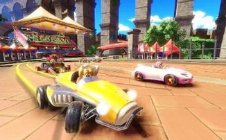 Team Sonic Racing — Командный трейлер