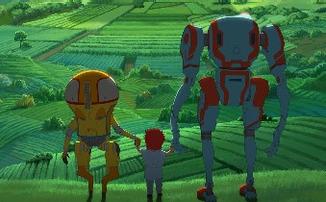 Netflix анонсировал научно-фантастический аниме-сериал «Эдем», который выйдет в 2020 году