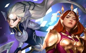 Legends of Runeterra - Представлена первая однопользовательская лаборатория