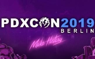 Трансляция конференции PDXCON 2019
