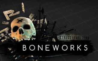Boneworks - Новая игра, которая вдохновила Valve на создание Half-Life: Alyx