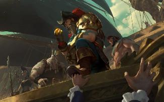 Legends of Runeterra - Наутилус и Гангпланк в новых обзорных роликах