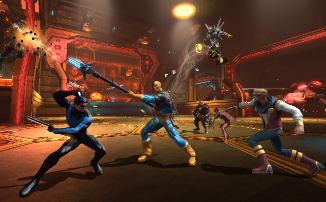 DC Universe Online - Разработчики продлили бесплатный доступ к эпизодам