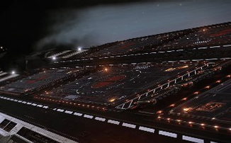 Elite Dangerous - Авианосцы появятся под конец года