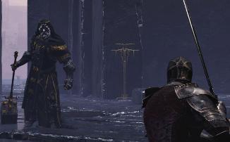 Mortal Shell - Dark Souls встречает Warframe в новой игре