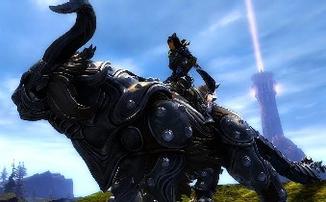 Guild Wars 2 — Ездовое животное для WvW-сражений