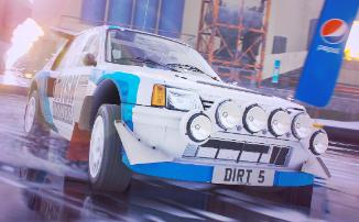 DiRT 5 - Разработчики отложили выход игры на неделю