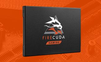 Новый твердотельный накопитель FireCuda 120 от Seagate