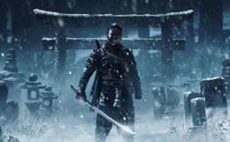 Ghost of Tsushima — Дублированный сюжетный трейлер и артбук от Dark Horse