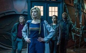Показ новых серий «Доктора Кто» начнется 1 января
