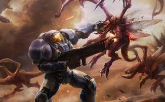 """Стрим: StarCraft II - """"Терраны, я выбираю вас!"""""""