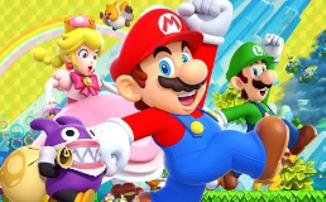 В День Марио Nintendo и LEGO анонсировали совместный проект