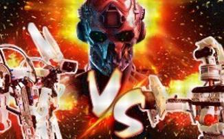 """Warface - Стартует """"Битва роботов"""""""