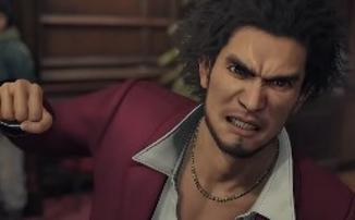 Yakuza: Like A Dragon - Обзорное видео от разработчиков
