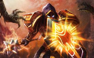 World of Warcraft — Голый паладин проник в стан врага и начал ваншотить толпы ордынцев гранатами