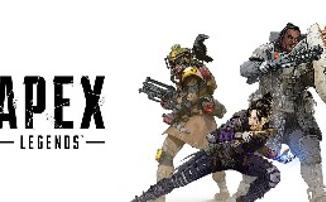 Apex Legends - Увеличение максимального уровня и другое