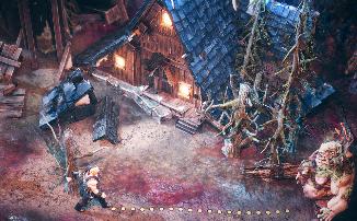 Tainted Grail: Conquest — Анонс пошагового ролевого «рогалика» с элементами ККИ и строительством деревни