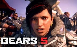 Утечка: Microsoft выпустит новый тематический контроллер Gears 5 Xbox One