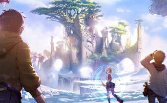 Noah's Heart - Анонс новой MMORPG с очень большим миром