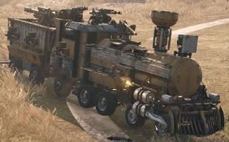 Crossout - Клановые войны с гигантскими машинами