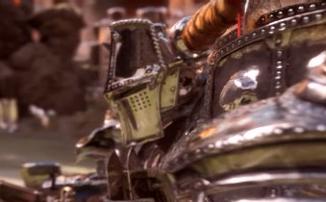 [GDC 2019] Dragon Hound - Демонстрация трассировки лучей