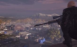 HITMAN 2 — Карта «Порт Ханту» для Sniper Assassin получила трейлер