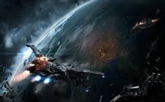 EVE Online - Начало войны в регионе Immensea