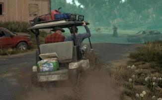 """Days Gone - В игре появился режим """"Dead Don't Ride"""""""