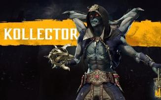 Mortal Kombat 11 — Анонсирован Коллектор
