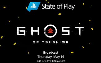Ghost of Tsushima - 14 мая покажут новый геймплей игры