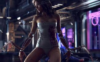 Cyberpunk 2077 - В игре будет очень обширная кастомизация и 5 типов лобковых волос