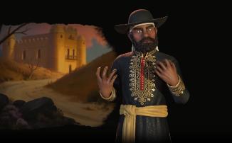 Civilization VI - Лидером Эфиопии станет Менелик II