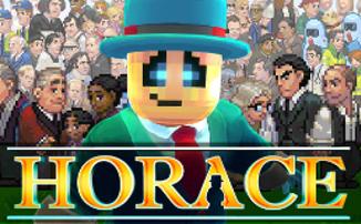 Horace - В Epic Games Store дарят игру про симпатичного робота