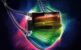 Ты - геймер? Покажи это всему миру - купи маску с LED-подсветкой!
