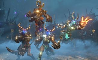 [SGF] Almighty: Kill Your Gods - Представлена ориентированная на кооперативную игру action/RPG