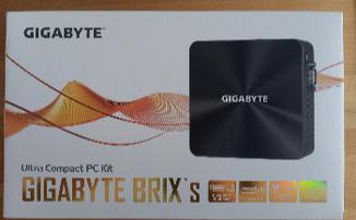 Обзор Gigabyte BRIX - полноценный ПК в миниатюрном формате
