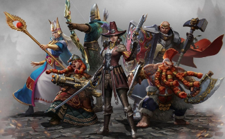 Warhammer: Odyssey — ЗБТ мобильной MMORPG начнется в конце июля