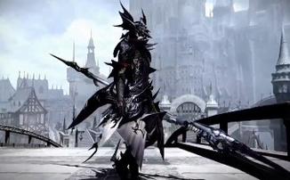 Гайд: Final Fantasy XIV - Как приручить Драгуна