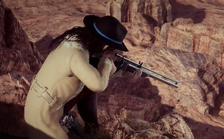 Outlaws of the Old West - Анонсирована выживалка про Дикий Запад