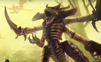 Warhammer 40,000: Gladius - Дата прибытия Тиранидов